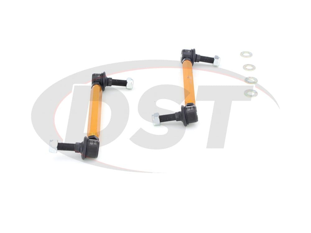 klc180-195 Front Sway Bar End Link Kit - Adjustable 190-215mm