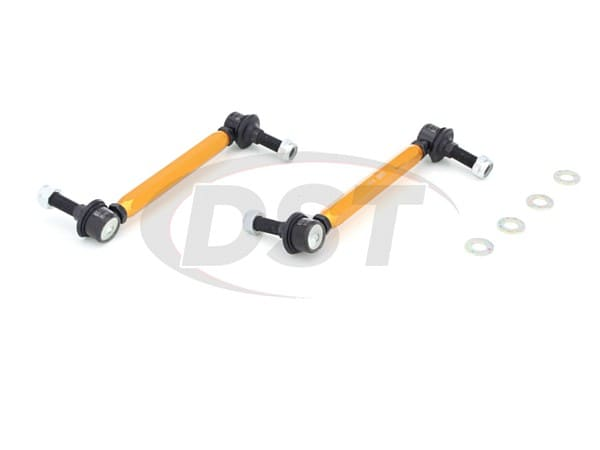 Front Sway Bar End Link Kit - Adjustable 190-215mm