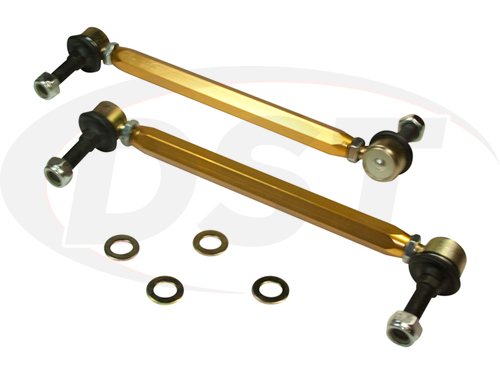 Universal Sway Bar End Link Kit -  Adjustable 250-275mm
