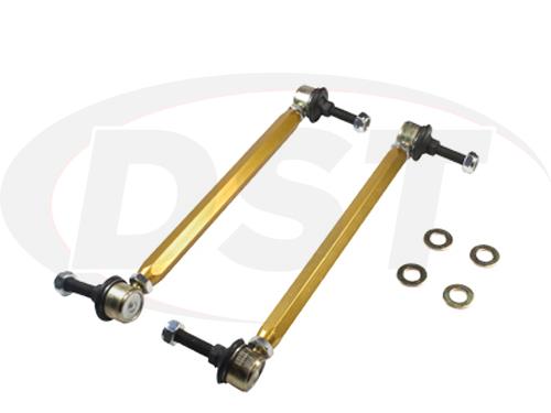 Universal Sway Bar End Link Kit - Adjustable 270-295mm