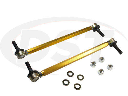 Universal Sway Bar End Link Kit - Adjustable 330-355mm