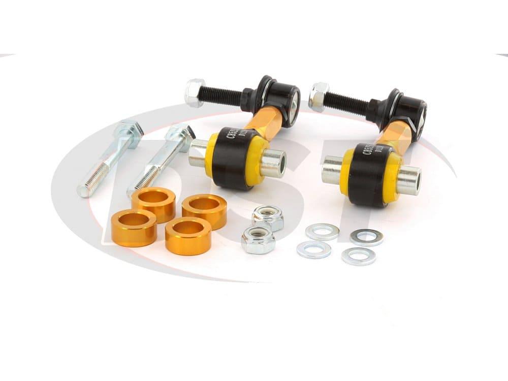 klc182 Rear Sway Bar End Link Kit - Adjustable 90-115mm