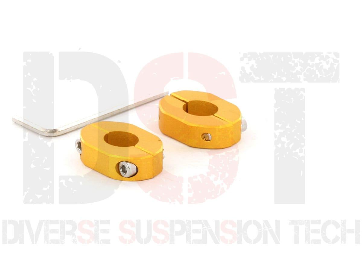 kll116 Sway Bar Lateral Locks - 15-16mm