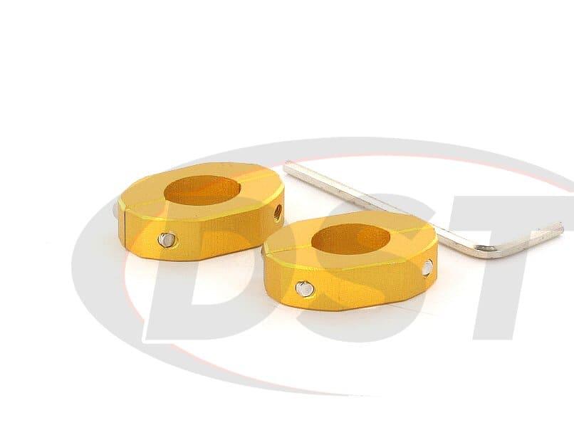 kll118 Sway Bar Lateral Locks - 17-18mm