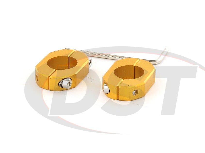 kll122 Sway Bar Lateral Locks - 21-22mm
