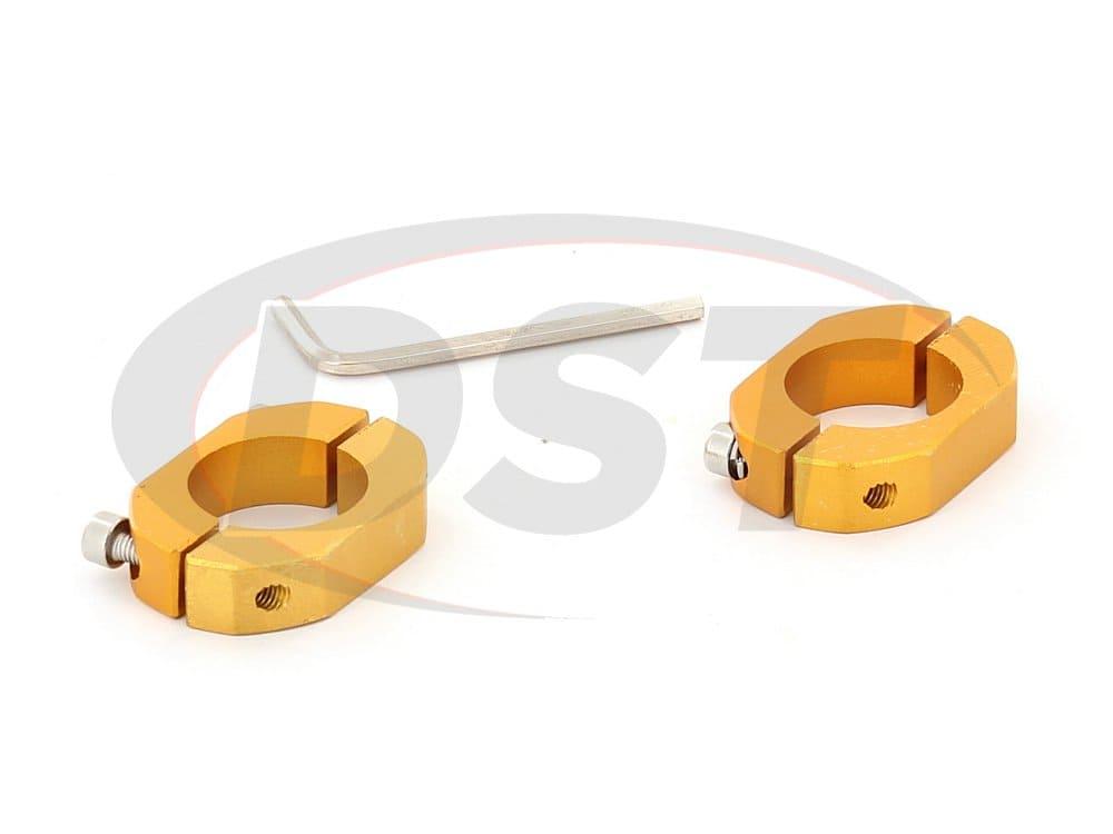 kll124 Sway Bar Lateral Locks - 23-24mm