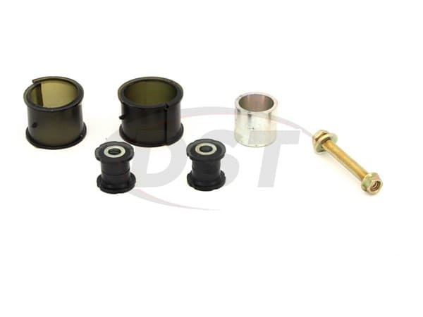 Rack and Pinion Bushings with OE Bushing Removal Tool