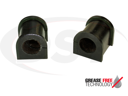 Front Sway Bar Bushings - 22mm (0.86 inch) - Greaseless