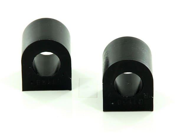 Front Sway Bar Bushings - 18mm (0.70 inch)
