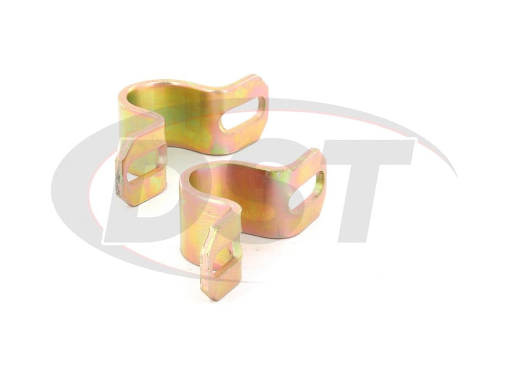 w21301 Front Sway Bar Bushing Bracket Set - Standard Duty