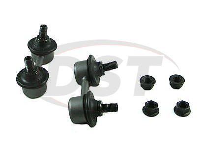 w23185_front Front Sway Bar Links - Fixed Ball Joint Type