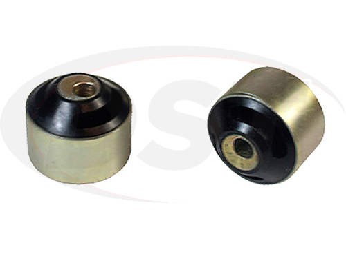 FRONT CONTROL ARM - LOWER INNER FRONT BUSHING (CASTER CORRECTION)