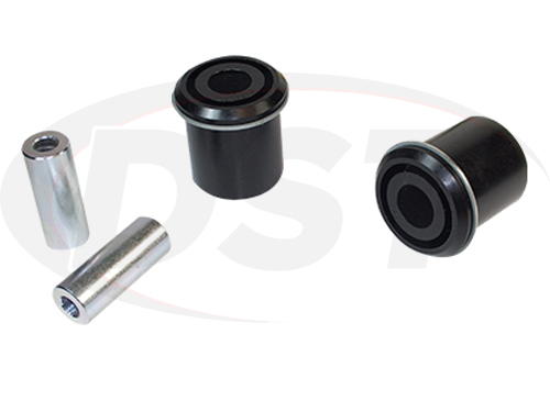 w53480 Front Lower Rear Control Arm Bushings