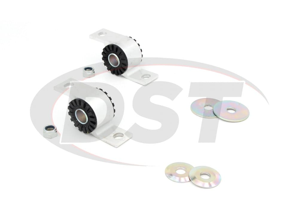 w53515 Front Lower Control Arm Bushings and Brackets - Inner Rear Position