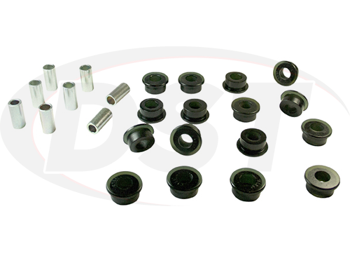 w61382a Rear Lower Control Arm Bushings