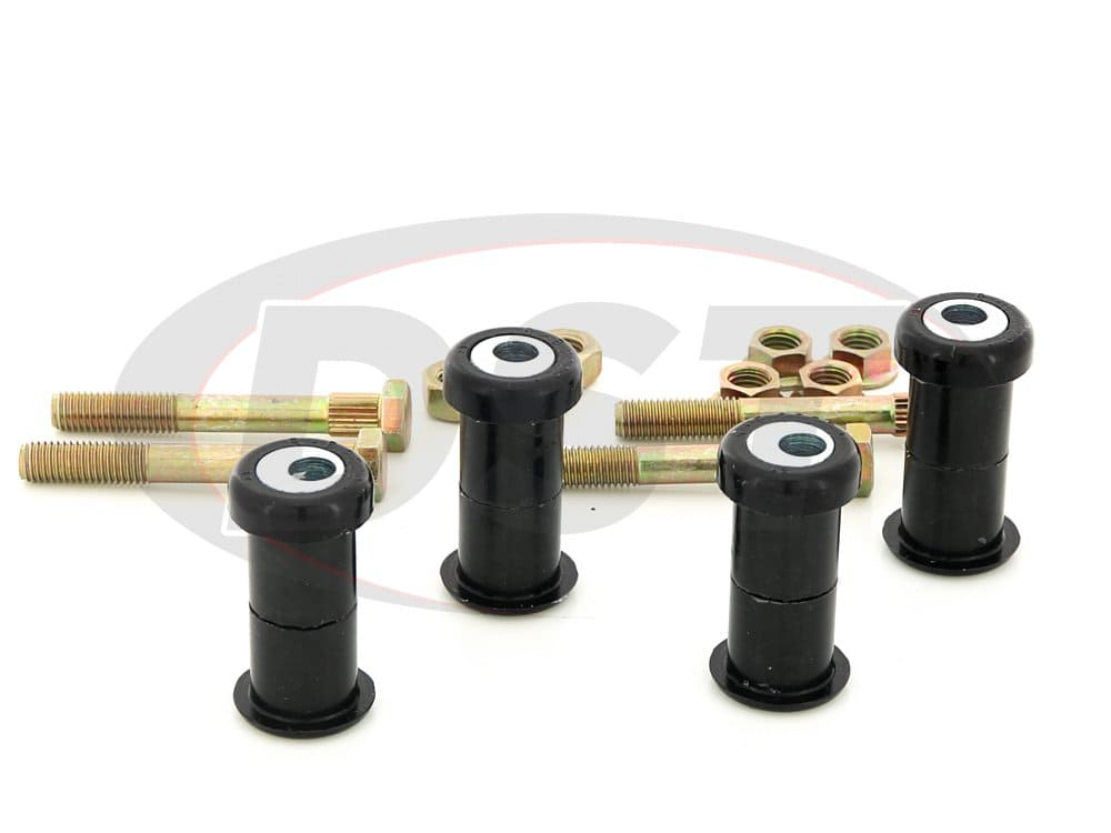 w62188 Rear Lower Control Arm Bushings - Inner and Outer Position (camber/toe correction)