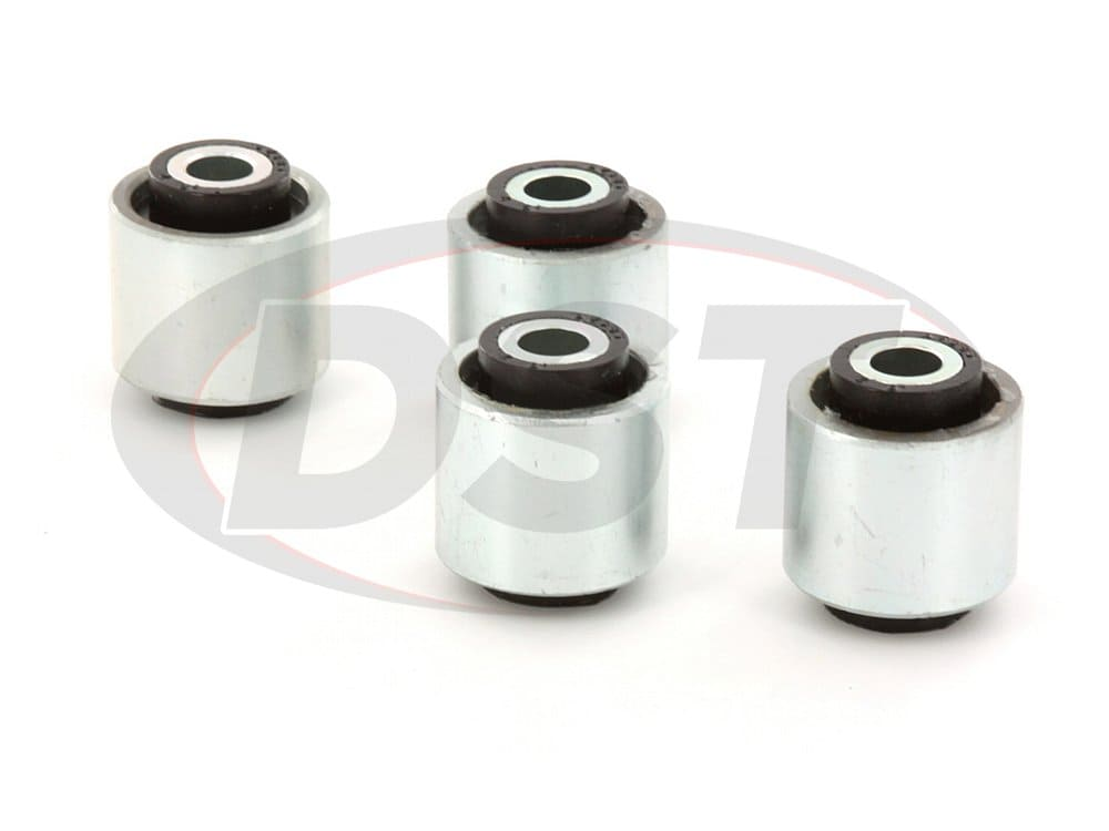w63393 Rear Lower Control Arm Bushings - Front Inner and Outer