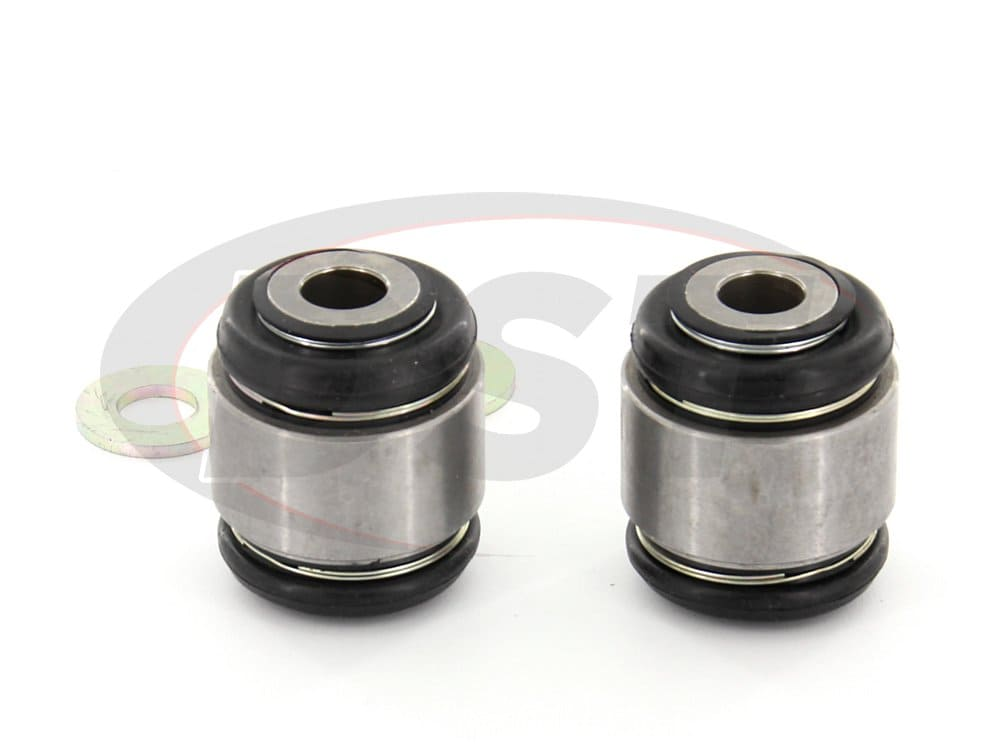 w63412 Rear Control Arm Bushings - Upper Outer Position