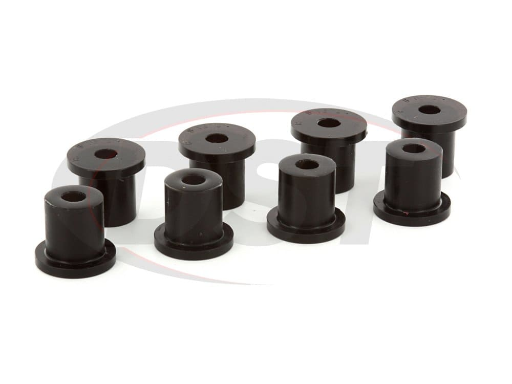 w71670 Rear Spring Eye and Shackle Bushing Kit