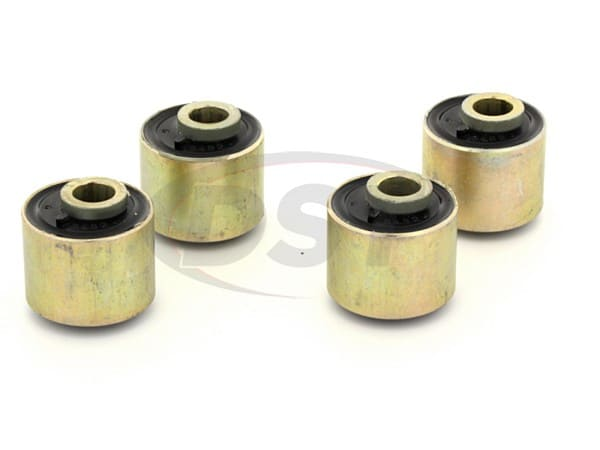 Front Trailing Arm Bushings - Leading Arm to Differential - Caster Correction