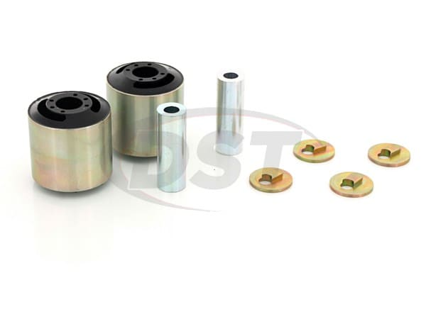 Front Radius Arm Bushings - At Chassis