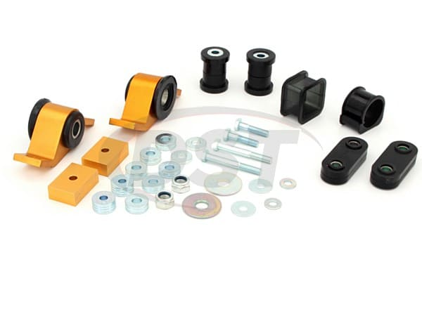 Front Vehicle Essentials Kit Subaru Impreza WRX and STI with 61mm front bushing