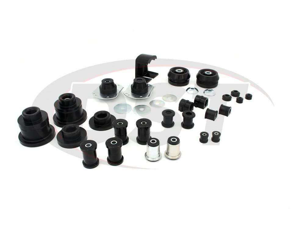 whiteline-packagedeal001 Complete Whiteline Bushing Kit - Pontiac GTO 04-06