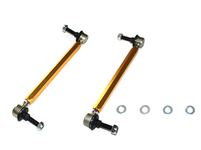 Front Sway Bar End Link Kit - Adjustable 270-295mm