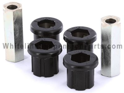 w13327 Front Steering - Rack and Pinion Mount Bushings