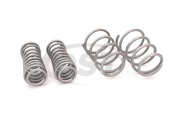 Complete Lowering Coil Spring Set - Mustang GT - Front 35mm (1.38 inch) - Rear 45mm (1.77 inch)
