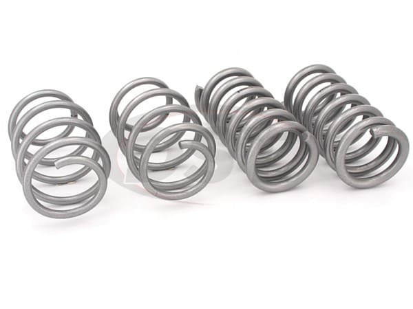 Complete Lowering Coil Spring Set - Mustang GT - Front 35mm (1.38 inch) - Rear 30mm (1.18 inch)