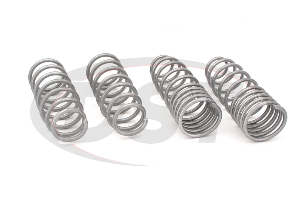 Mazda Miata Lowering Springs for the Front and Rear