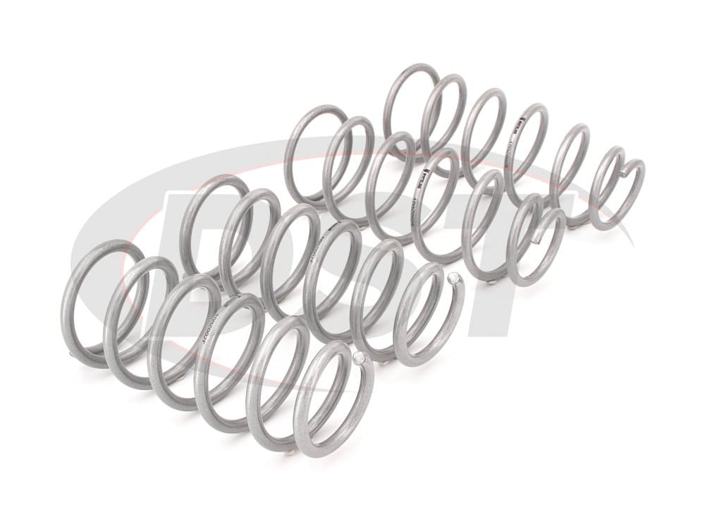 wsk-maz002 Complete Lowering Coil Spring Set - Miata MX-5 - Front and Rear Lowering - 30mm
