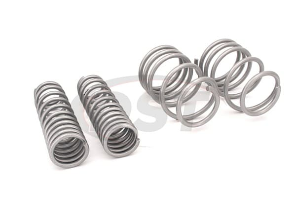 Complete Lowering Coil Spring Set - Lancer Evolution X - Front Lowering 35mm - Rear Lowering 25mm