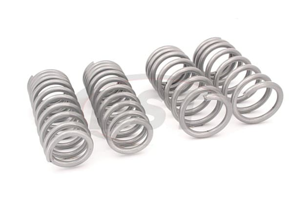 Complete Lowering Coil Spring Set - 350Z - Front and Rear Lowering - 25mm