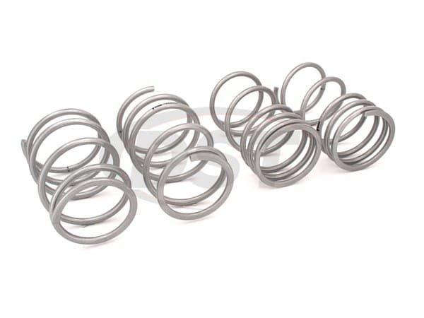 Complete Lowering Coil Spring Set - Impreza WRX - Front Lowering 30mm - Rear Lowering 25mm