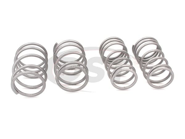 Complete Lowering Coil Spring Set - Impreza WRX - Front and Rear Lowering - 30mm (1.18 inch)