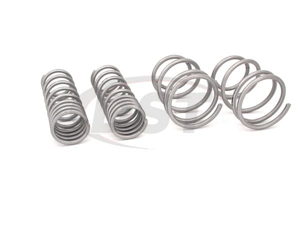 Complete Lowering Coil Spring Set - Impreza WRX - Front and Rear Lowering - 25mm (0.98 Inch)