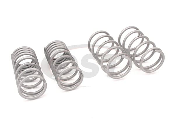 Complete Lowering Coil Spring Set - Front and Rear Lowering - 25mm (0.98 Inch)