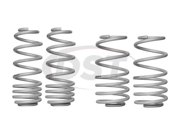 wsk-vwn003 Complete Lowering Coil Spring Set - Front 25mm (0.98 inch) - Rear 20mm (0.78 inch)