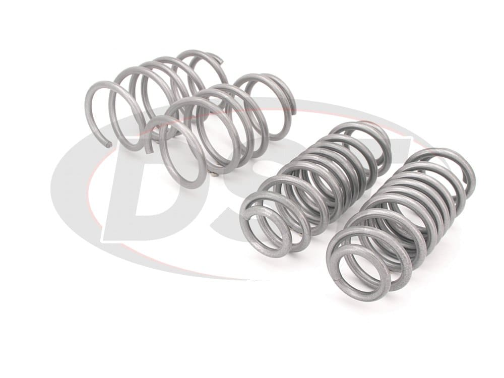 wsk-vwn006 Coil Springs - Lowered