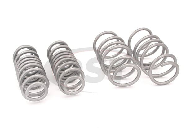 Complete Lowering Coil Spring Set - Front and Rear Lowering - 20mm (0.79 Inch)